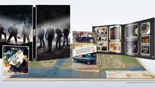 Informacja prasowa; Cenega Poland przedstawia Edycję Kolekcjonerską gry Mafia 2