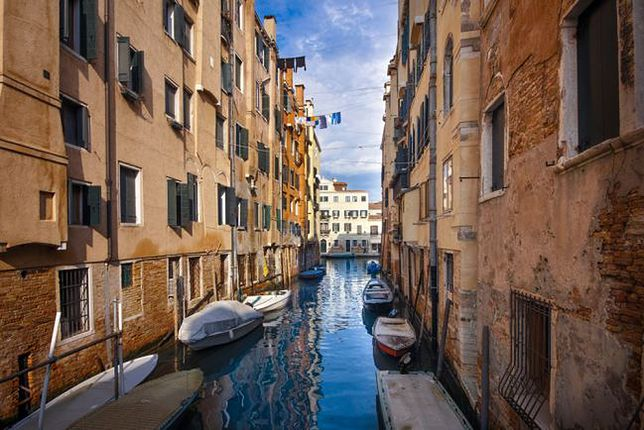 Atrakcje Wenecji - dzielnica żydowska