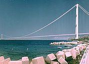 To będzie największy most wiszący na świecie