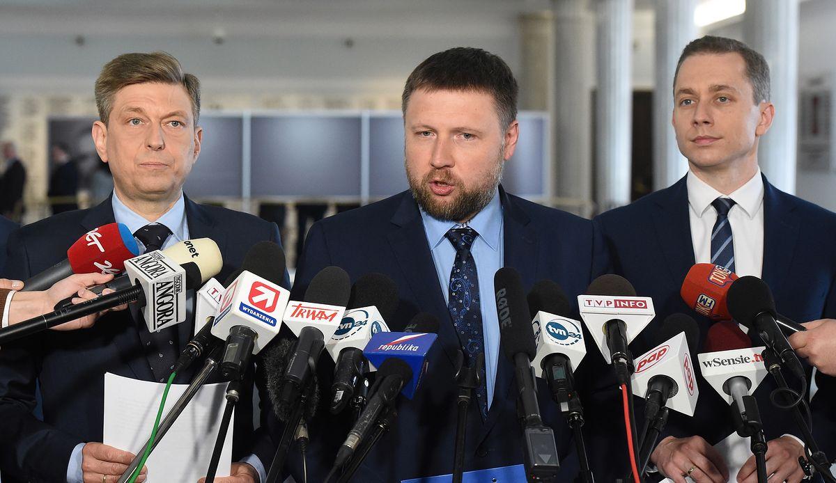 PO zawiadamia prokuraturę ws. możliwości popełnienia przestępstwa przez prezesa PiS