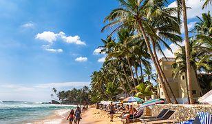 Sri Lanka to rajskie plaże i pewna pogoda