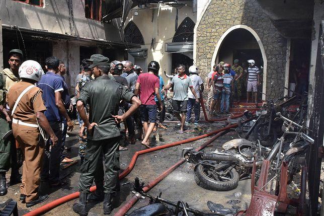 Sri Lanka. Bilans ofiar ciągle rośnie