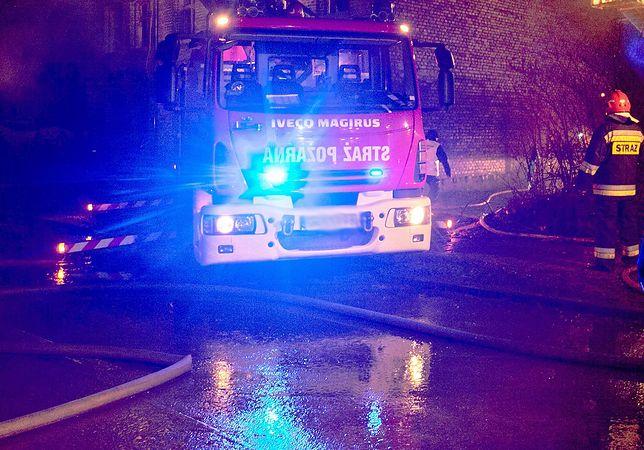 Przyczyny pożarów nie są jeszcze znane