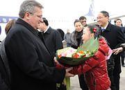 Chińczycy znów idą do Polski