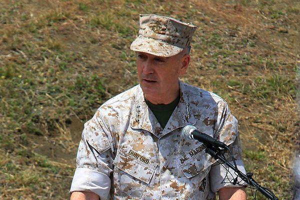 Gen. Dunford pokieruje kolegium szefów sztabów sił zbrojnych USA?