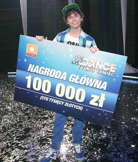 """""""Tylko taniec"""": 2,6 mln widzów, 27 mln zł z reklam"""