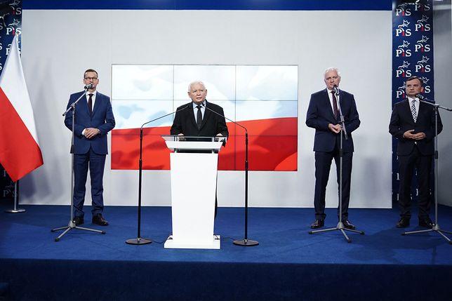 Lockdown w Polsce? Jarosław Kaczyński, Mateusz Morawiecki, Zbigniew Ziobro, Jarosław Gowin wkrótce podejmą decyzję