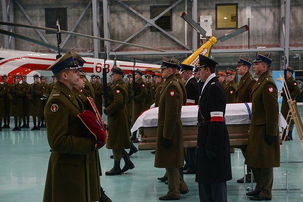 Dziś pogrzeb płk. Matuszewskiego i mjr. Floyar-Rajchmana