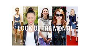 LOOK OF THE MONTH: Najlepsze stylizacje kwietnia 2016!