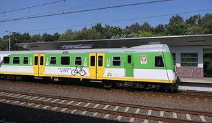 Nowy Dwór Mazowiecki. Pasażer zmarł w pociągu
