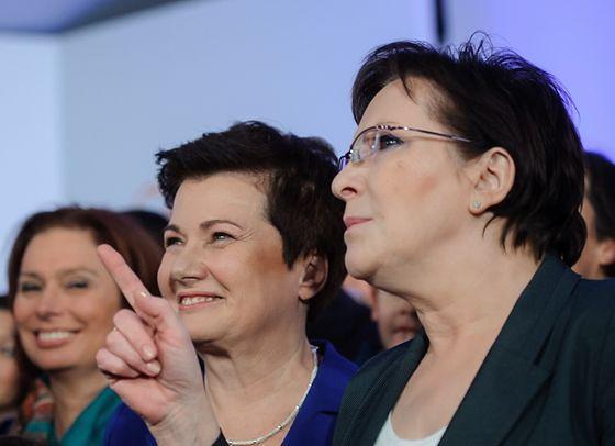 Kobiece twarze polityki