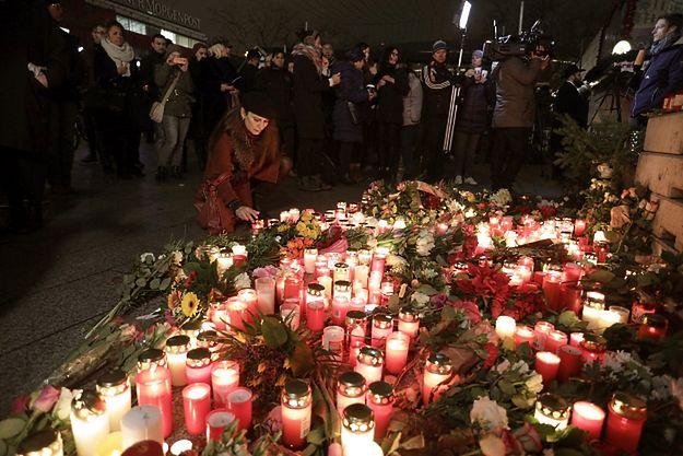 IS przyznaje się do przeprowadzenia zamachu w Berlinie