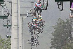 Ekstremalne zawody w Małopolsce. Downhill także dla niepełnosprawnych