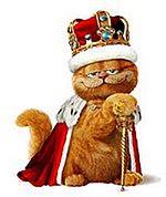 Garfield o całkiem odmiennym głosie