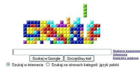 Tetris ma 25 lat, Google też świętuje