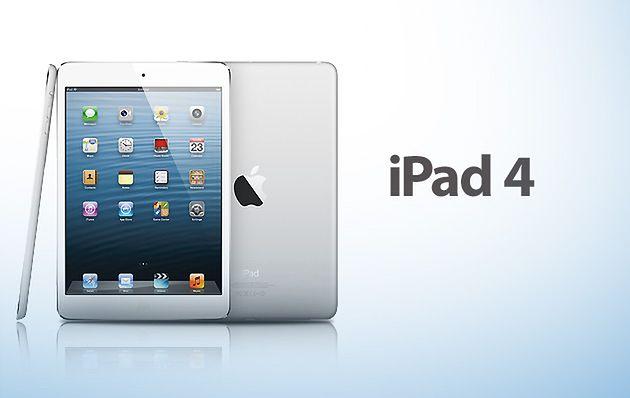 iPad 4. Debiutował w 2013 roku.
