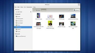 Oswoić pingwina z zamkniętymi oczami czyli dostępność Linuxa dla niewidomych - cz. 1 (Początek) - GNOME- na tym pracuje