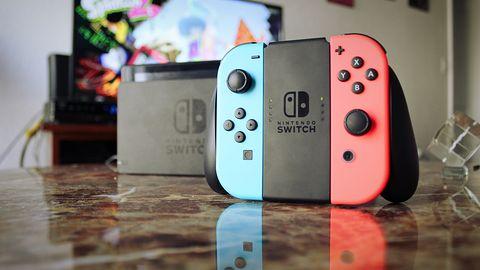 Aktualizacja Nintendo Switch: wreszcie po ludzku ustawisz sterowanie i zadbasz o pliki