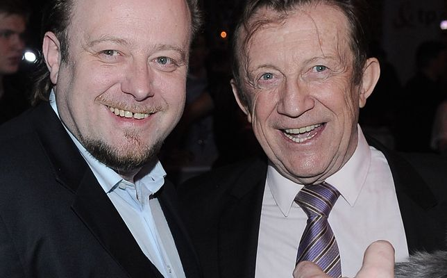 Olaf Lubaszenko i Edward Linde-Lubaszenko: dziś są dobrymi kumplami
