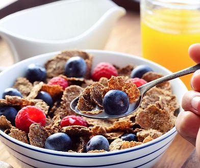 Zdrowe śniadanie to podstawa codziennego menu