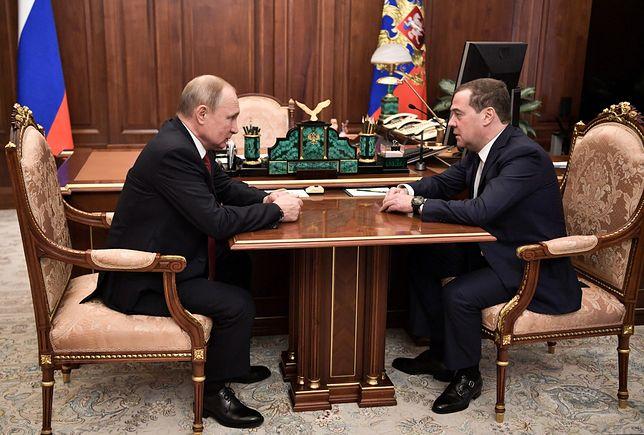 Rosja. Rząd poda się do dymisji