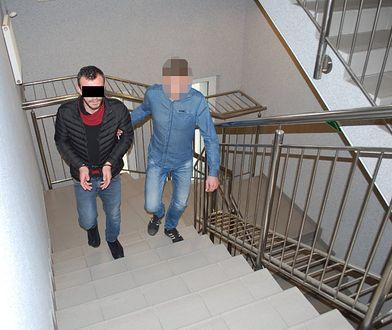 Obywatel Gruzji napadł na kobietę