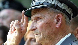 Bohater powstania warszawskiego miał 101 lat