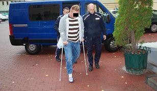 Agresywnego mężczyznę zatrzymała śródmiejska policja