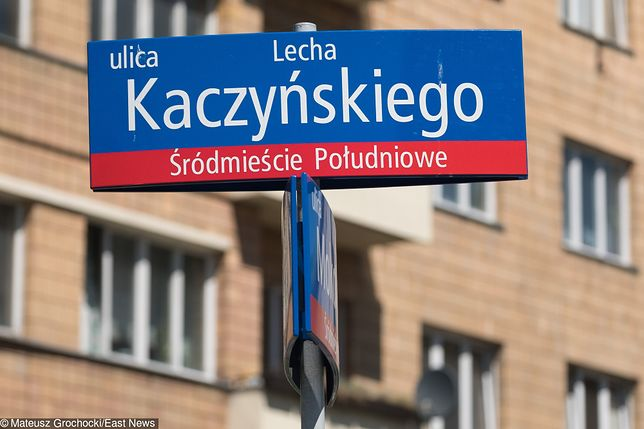 Zmiana al. Lecha Kaczyńskiego na Trasę Łazienkowską. Sąd przyznał rację wojewodzie