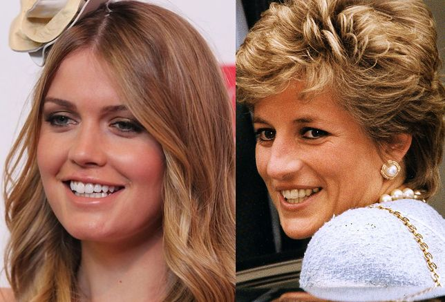 Kitty Spencer, księżna Diana
