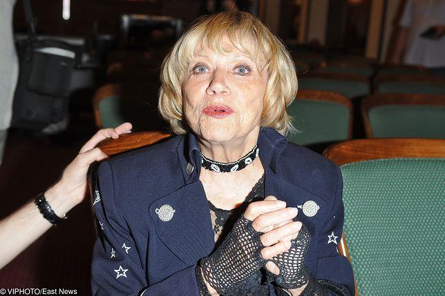 Krystyna Sienkiewicz zmarła 12 lutego 2017 r.