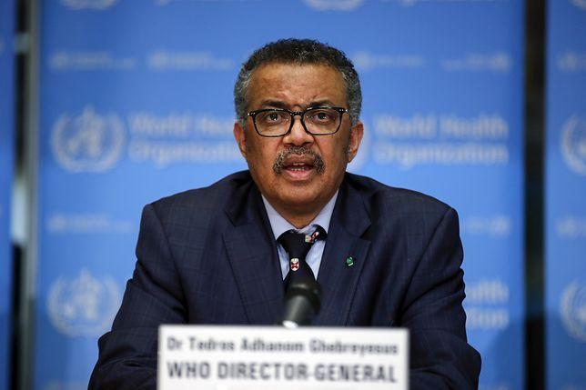 """Dyrektor generalny WHO o """"apartheidzie szczepionkowym"""" na świecie"""