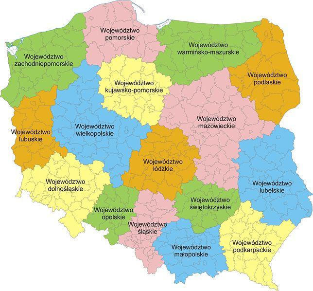 Zmiany na mapie Polski. Siedem nowych miast