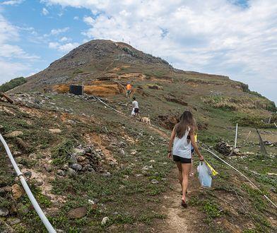 Wybierając się w góry, trzeba zadbać o odpowiednie obuwie