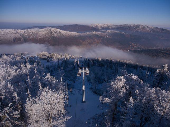 Zmodernizowany Szczyrk – gratka dla kochających śnieżne sporty