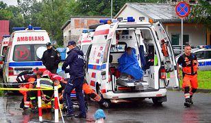 Tatry. Kolejna tragedia, na szczęście bez ofiar śmiertelnych