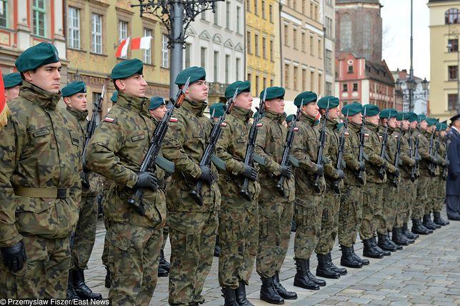 15 sierpnia 2019 - Święto Wojska Polskiego w Katowicach
