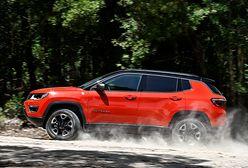 Samochód jak ciało sportowca. Jeep Compass rusza w trasę
