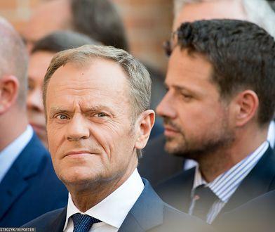 """Donald Tusk wraca do PO? """"Zastanawia się nad pełnoetatową pomocą"""""""
