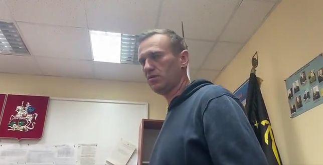 Wniosek o areszt dla Aleksieja Nawalnego