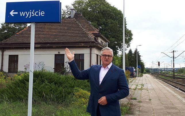 Jarosław Lasecki z Koalicji Obywatelskiej przejmuje niezrealizowaną obietnicę Beaty Szydło.