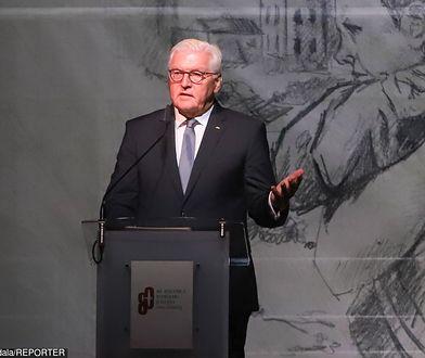 """Prezydent Niemiec mówi """"nie"""" rozmowom ws. reparacji. """"To debata zwrócona wstecz"""""""