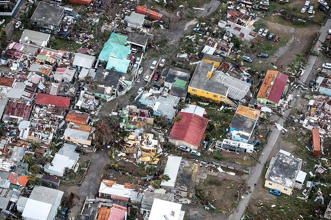 Irma rośnie w siłę. Gubernator Florydy: nie unikniemy atomowego huraganu