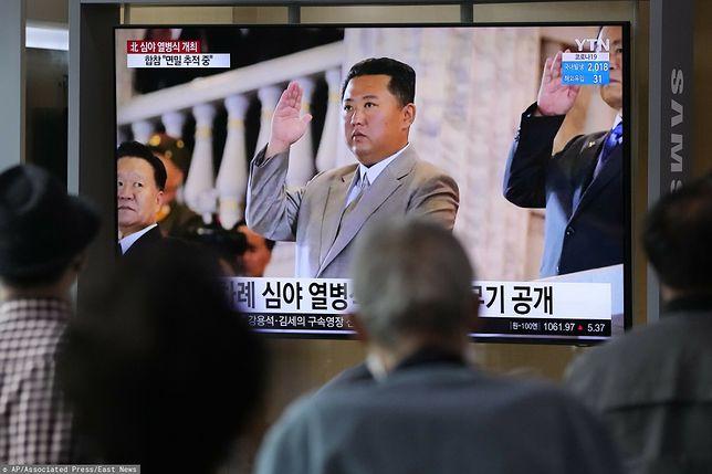 ONZ reaguje ws. Korei Północnej. Nadzwyczajne posiedzenie (AP Photo/Ahn Young-joon) AP