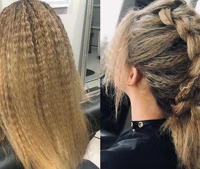 Fale na włosach i karbowane włosy to najchętniej wybierane fryzury na specjalne okazje