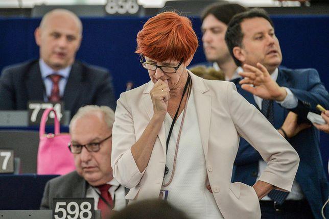 Elżbieta Rafalska w Parlamencie Europejskim