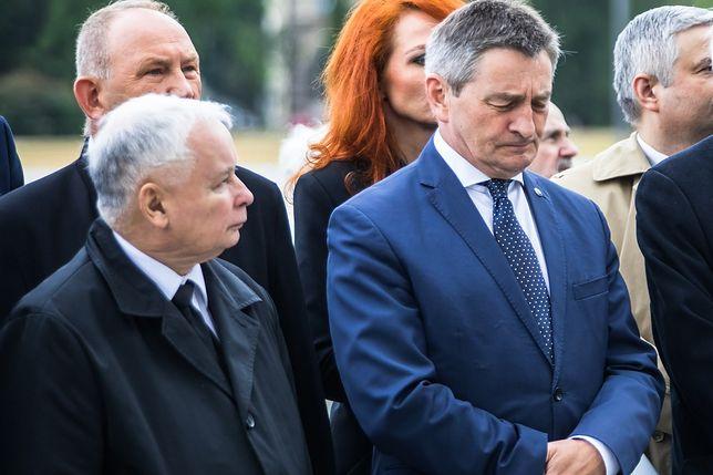 Marek Kuchciński i jego loty. - Brak dymisji będzie strzałem nie w stopę, a w głowę - uważa Jacek Żakowski