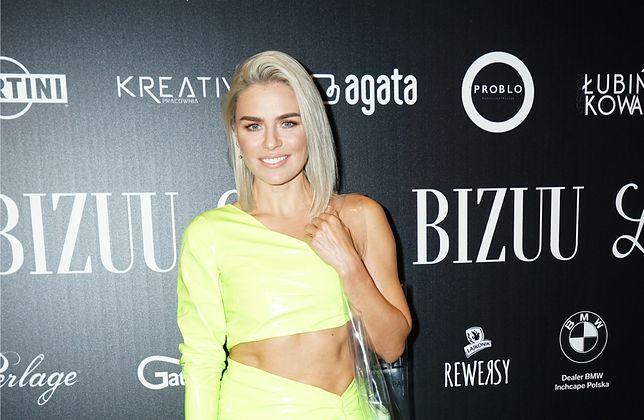Joanna Horodyńska skrytykowała stylizację Nataszy Urbańskiej.