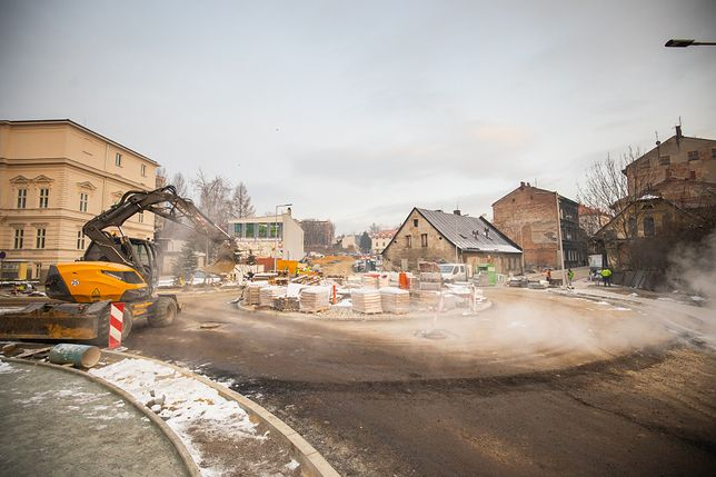 Już za kilka dni w Bielsku-Białej otwarte zostanie nowe rondo.