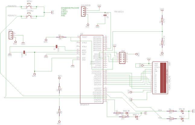 Schemat układu